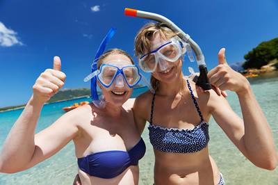 海に潜る楽しみ