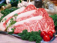 健康も肉を食卓に